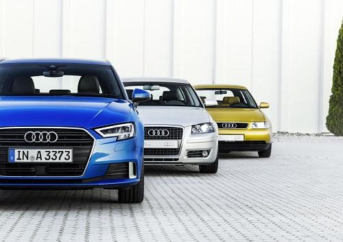 Audi A3, el compacto que abrió el segmento a los premium cumple 20 años