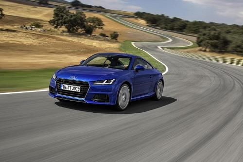 Audi TT 2.0 TDI, ahora también disponible con tracción Quattro