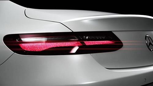 El nuevo Mercedes-Benz Clase E Coupé debutará este miércoles; abre boca con este adelanto