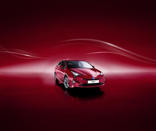 Toyota Prius 2017, leves ajustes para comenzar el año