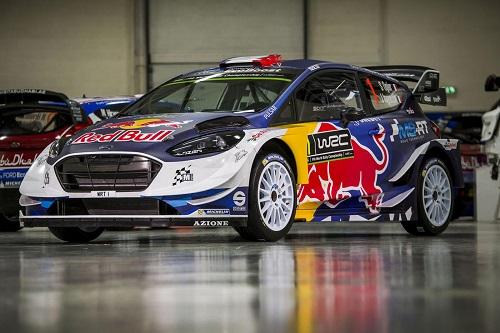 M-Sport muestra el Ford Fiesta WRC 2017 completamente listo para su debut