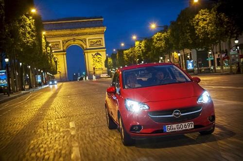 Opel, la marca más elegida por los particulares en 2016