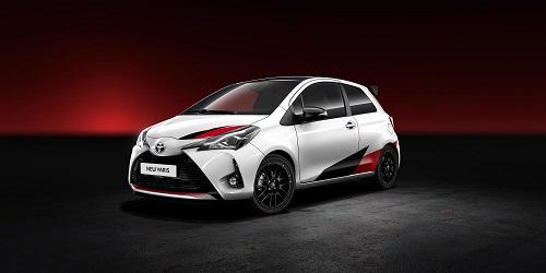 La vuelta de Toyota a los rallyes nos deja este picante Yaris de producción