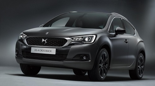 DS4 Crossback Moondust, DS sigue apostando por las series limitadas