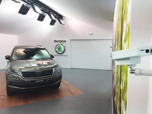 Skoda estrena concesionario virtual; podrás conocer sus modelos en directo desde casa