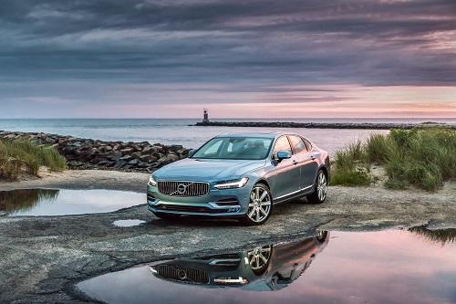 Máxima puntuación en los test Euro Ncap para los Volvo S90 y V90