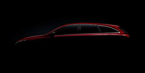 Hyundai i30 Wagon 2017; un pequeño avance del familiar compacto que veremos en Ginebra