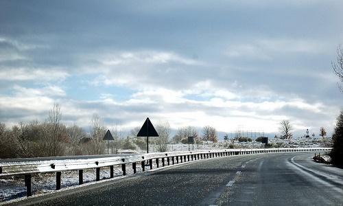 Los mejores consejos para viajar por carretera este invierno