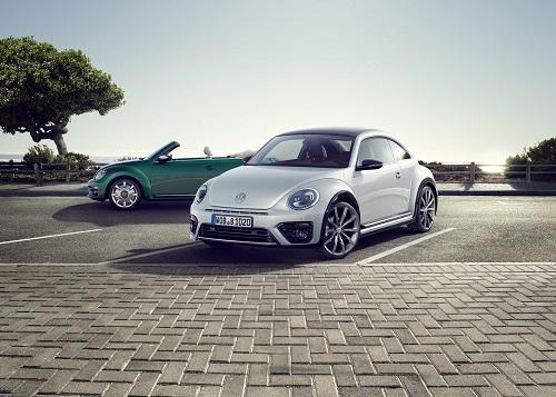Volkswagen Beetle 2016, renovando un icono