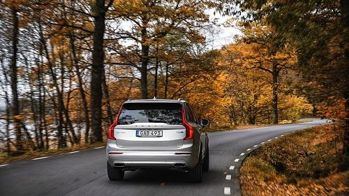 Una optimización de Polestar convierte al Volvo XC90 T8 en el Volvo de producción más potente de la historia