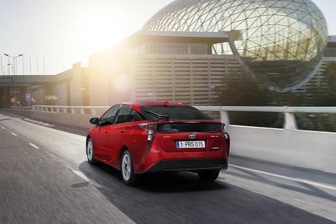 Toyota mostrará en el CES un sistema cartográfico clave para la conducción autónoma
