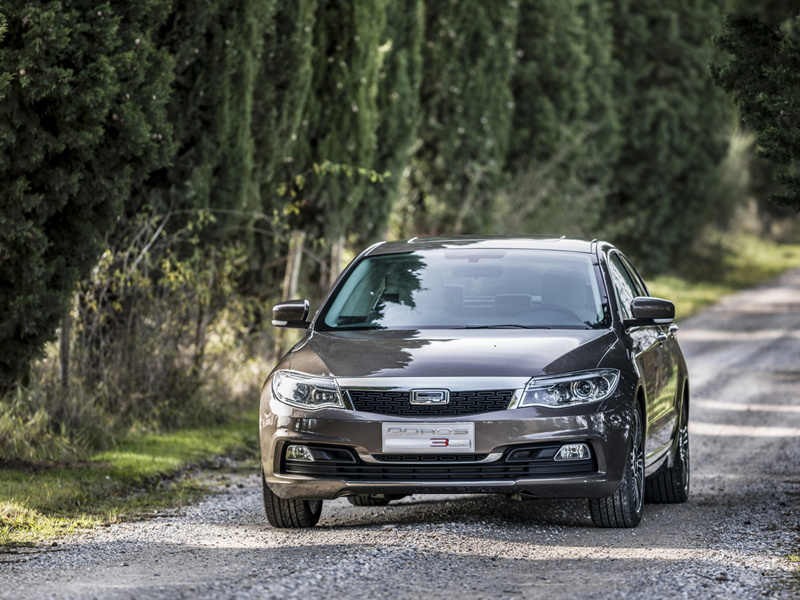Qoros venderá on-line y en India