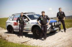 Goodyear suministrará neumáticos para rodar desde Noruega a Sudáfrica