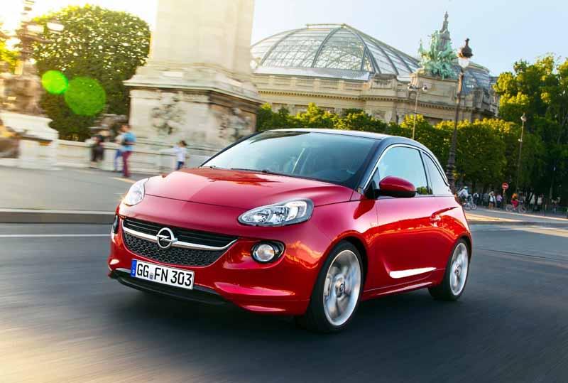 Opel fabricará en Zaragoza las nuevas generaciones de Corsa y Adam