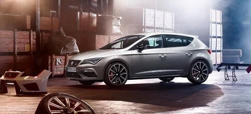 SEAT León Cupra 2017, 300 CV desde poco más de 34.000 euros