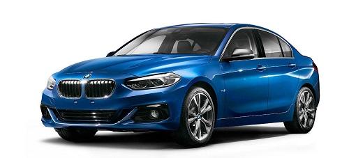 BMW Serie 1 Sed�n, un atractivo 4 puertas exclusivo para China
