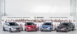 Skoda produce once millones de vehículos en Mladá Boleslav
