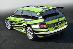 Skoda Octavia RS y Skoda Fabia R5 Combi