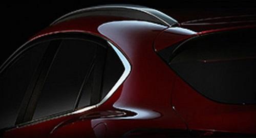 Mazda CX-4, primer adelanto de este nuevo SUV coupé