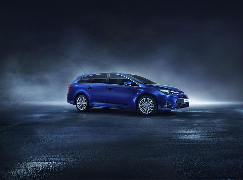 Avance Toyota en el Salón de Ginebra 2015