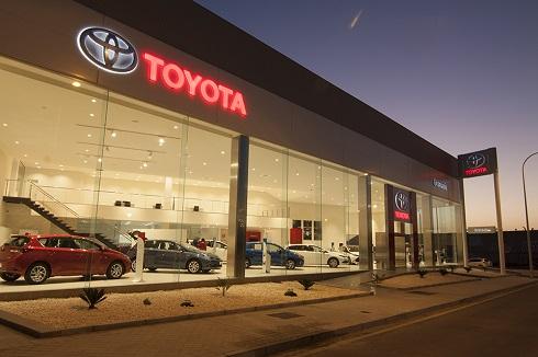 Toyota y Lexus inauguran concesionario en Granada