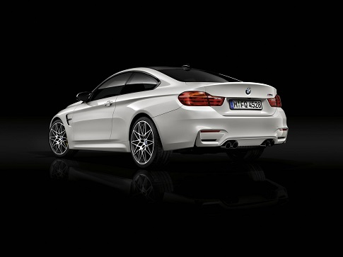 BMW M3 y M4 Competition Package, más potencia y exclusividad