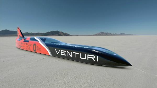 VBB-3, Venturi quiere batir su propio récord