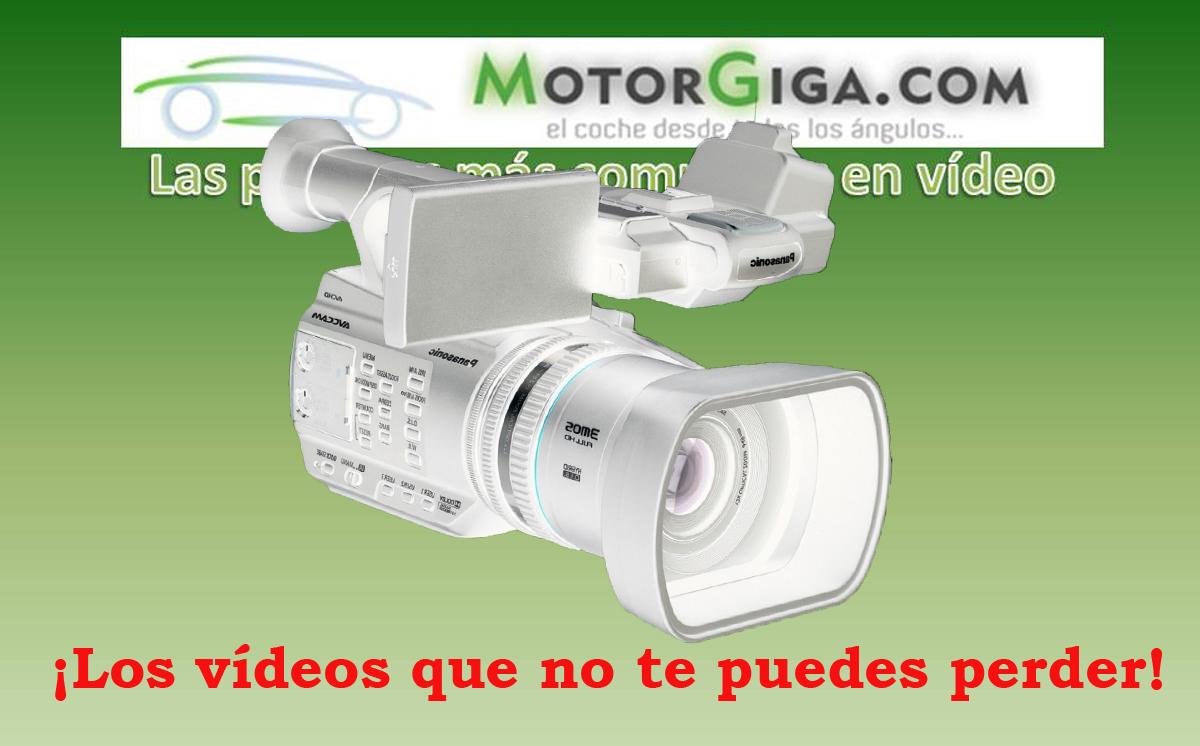 Vídeos de coches, 18 de febrero 2014
