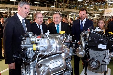 50 años de la factoría de motores de Renault en Valladolid