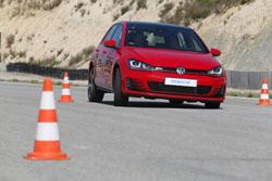 Escuela de conducci�n R de Volkswagen