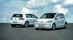 Desembarcan en Espa�a los el�ctricos de Volkswagen