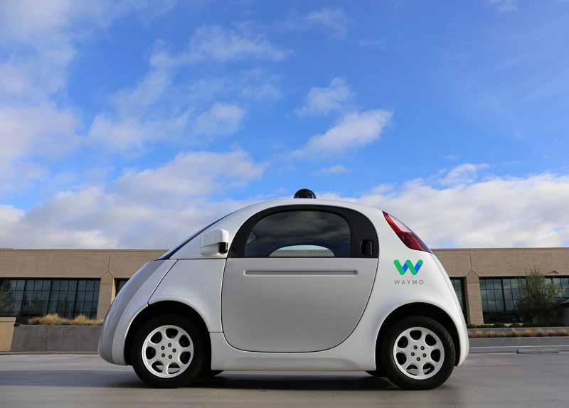 Honda inicia negociaciones con Waymo (Google) para desarrollar sus coches autónomos