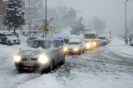 8 consejos imprescindibles de conducción invernal
