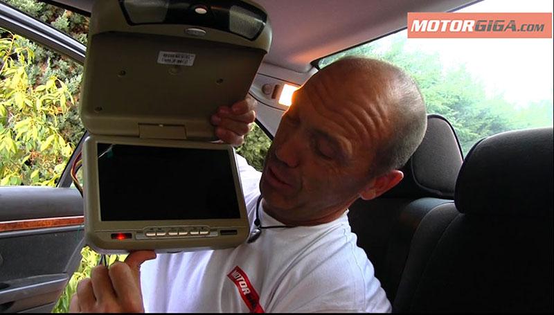Cómo montar DVD de techo