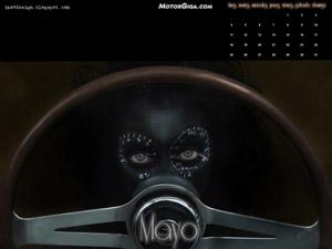 Fondo de escritorio Calendario MotorGiga Mayo 2009