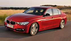 BMW 3 Series F30 316d 116 4p *