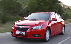 Chevrolet Cruze 2.0 VDCI 163 LTZ 4p Aut. MY12