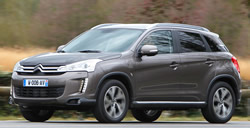Citroen C4 Aircross 1.6 HDi 115 Exclusive 4x4 5p