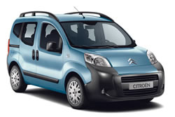 Citroen Nemo Combi 1.3 HDi 75 Attraction 5p