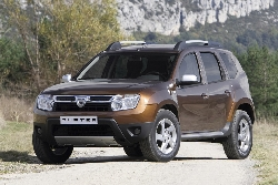 Dacia Duster 1.5 dCi 110 Ambiance 4X4 5p