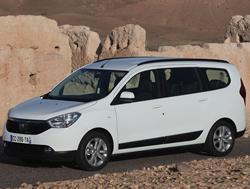 Dacia Lodgy 1.5 dCi 110 Ambiance 5p