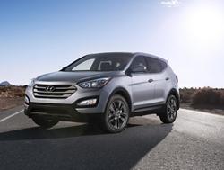 Hyundai Santa Fe 2.0 CRDi 150 Stadt 4x2 5p 7plz