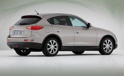 Infiniti EX30 3.0d V6 238 AWD 5p Aut. MY11.5
