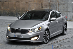 KIA Optima 1.7 CRDi VGT 136 Emotion 4p Aut.