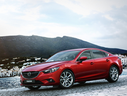 Mazda 6 2.2 Skyactiv-D 150 Style 4p Pack Comfort