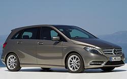 Mercedes-Benz Clase B B 180 CDI BE 109 5p