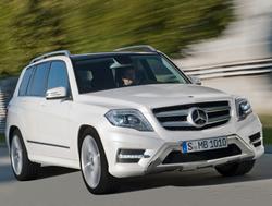 Mercedes-Benz GLK GLK 220 CDI BE 170 4M 5p 7G-T
