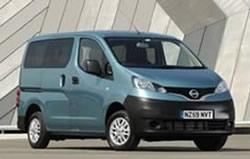 Nissan Evalia 1.5 dCi 110 5p