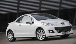 Peugeot 207 CC 1.6 HDi 112 2p FAP AM80