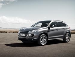 Peugeot 4008 1.6 HDi 115 Allure 5p 4x4 S/S